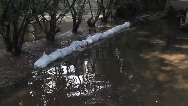 Flooded And Fed Up People In Mount Pleasant Want Town To Take Action On Drainage Issues Wciv