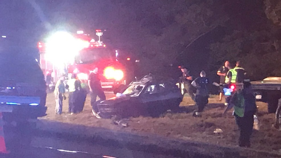 CCSO: Fatal wreck shut down all southbound lanes on Hwy 17