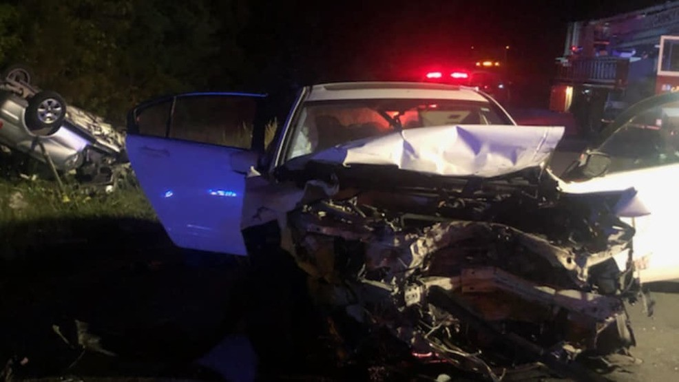 Charleston Police: Traffic accident sends four to hospital | WCIV