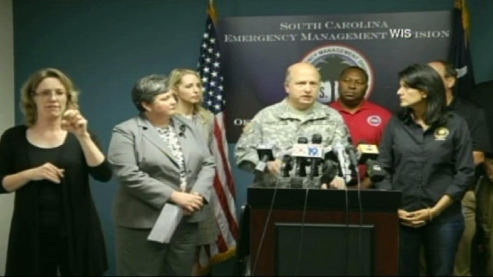 SC Gov: Death toll from flooding rises to 16, next 48 hours