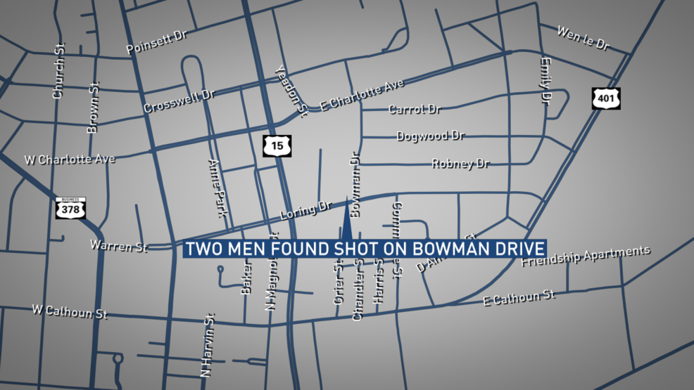Sumter Police look for men in black accused of killing two   WCIV