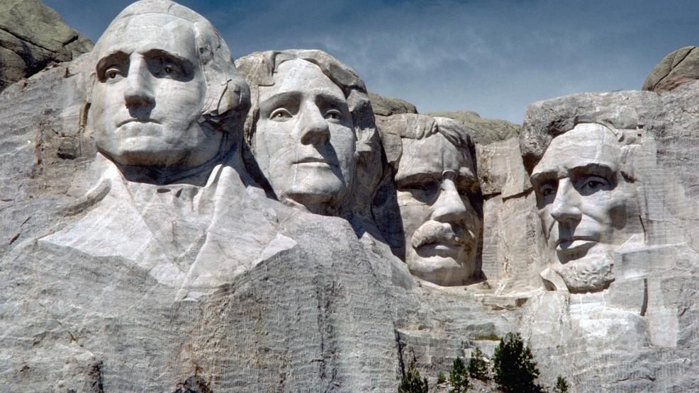 Michigan teen fined $1,000 for climbing Mount Rushmore   WCIV