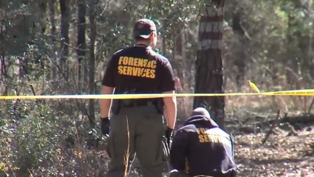 Dead body found on Parkers Ferry Rd , Charleston Co