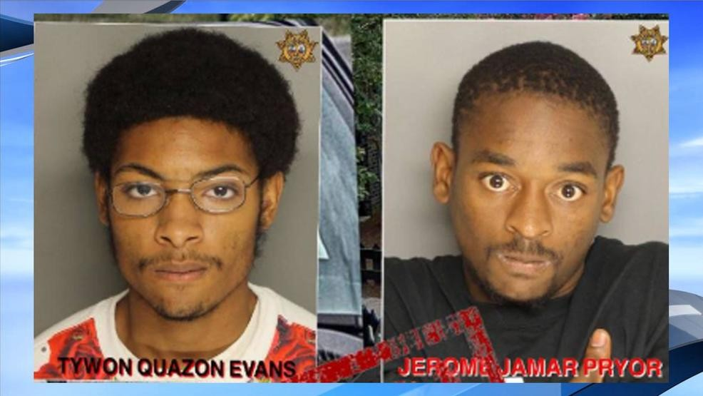 Two men arrested for Dollar General armed robbery from July