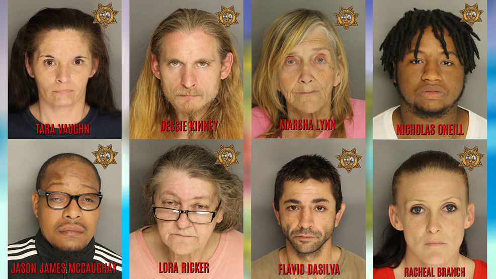 25 arrested in Berkeley County drug sweep | PHOTO GALLERY | WCIV