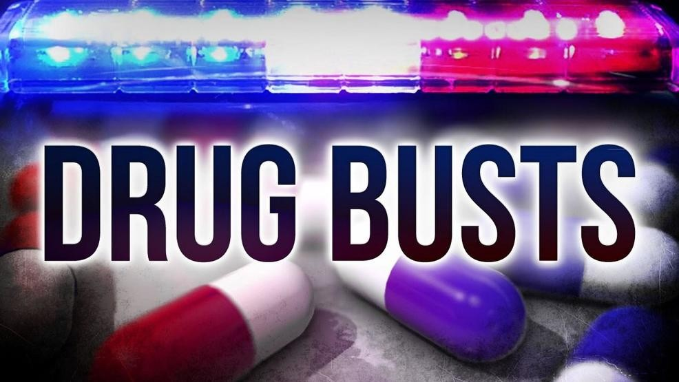 Multi-state drug ring bust includes eight suspects from Rock
