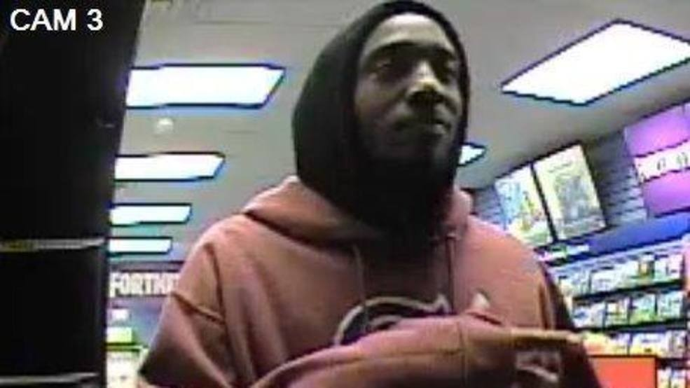 Man wanted after robbery at 'Gamestop' in Moncks Corner | WCIV