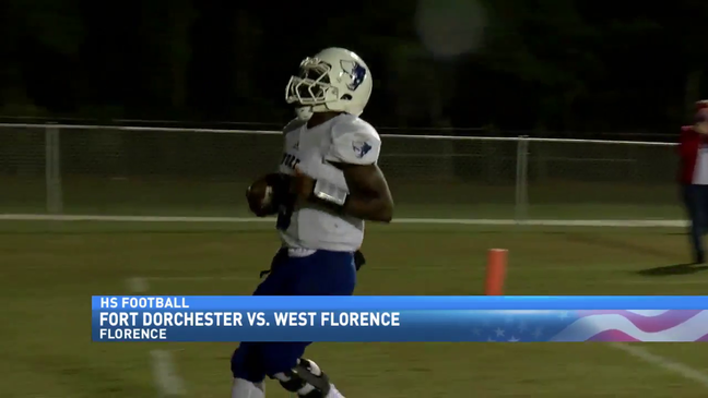 Fort Dorchester Vs West Florence Highlights Friday Night Rivals